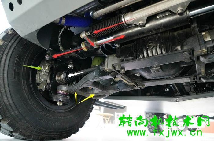 怎样判断汽车转向机和助力泵到底哪个坏了